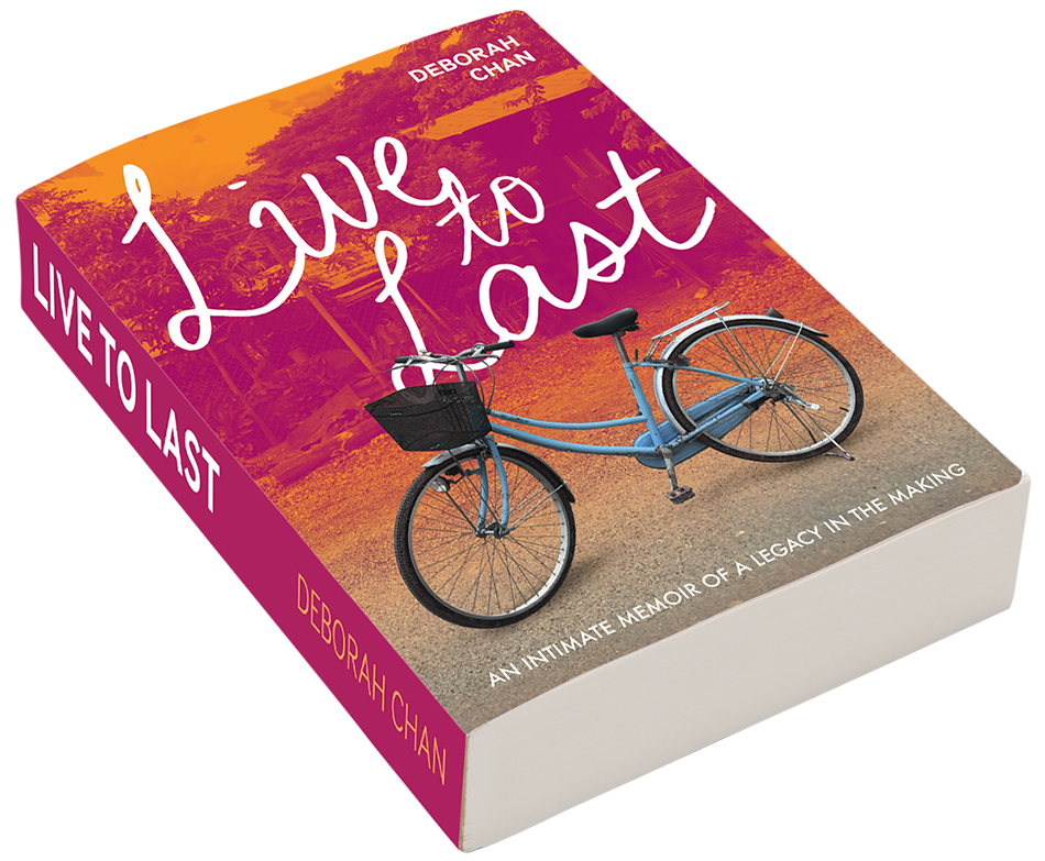 Live To Last Book Cover