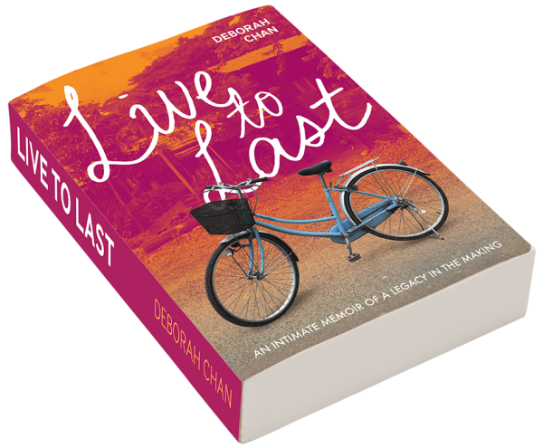 Live To Last Book